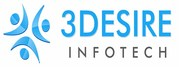 Low cost website design in SURAT by 3DESIRE InfoTech. (3D214)