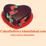 Cake shopping to Ahmedabad